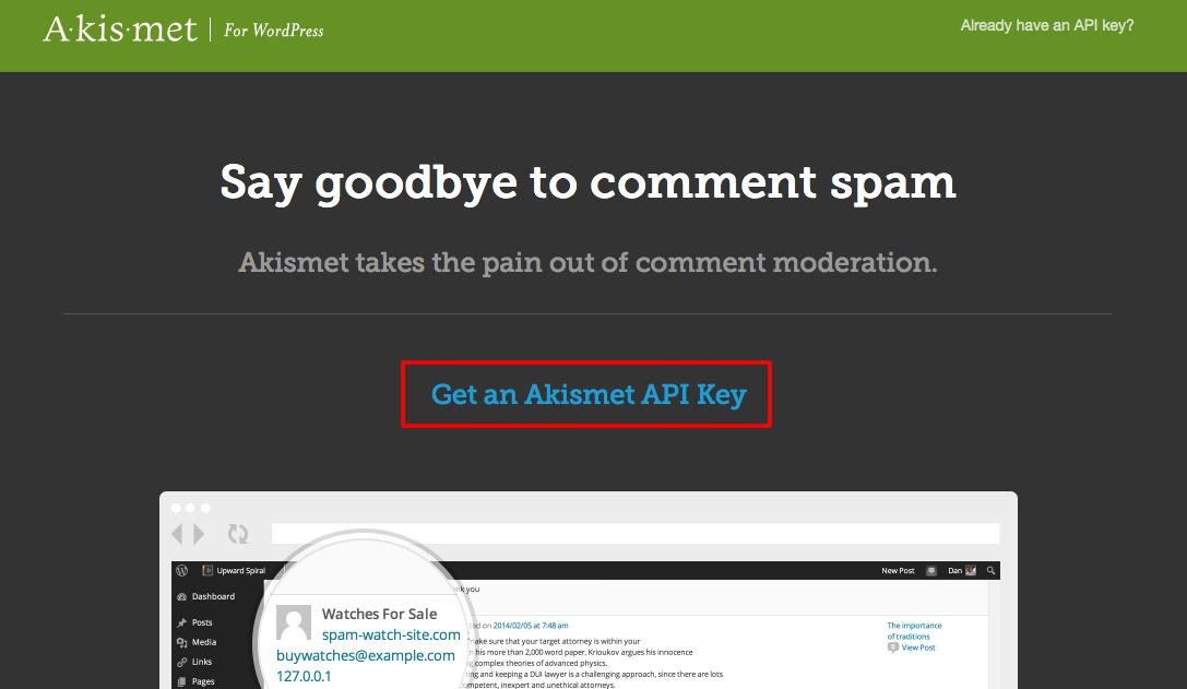 WordPressのスパムコメントをブロックする方法