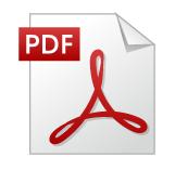 OpenOffice Writterでしおり付きのPDFを作る