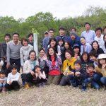 北海道鶴居村で「森の子どもたちのマザーツリーになるプロジェクト」に参加しました